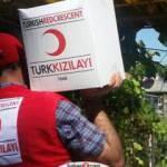 Kızılay'dan 10 milyon kişiye gıda yardımı yapılıyor!