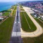 Trabzon Havalimanı 1 ay boyunca uçuşa kapatıldı!