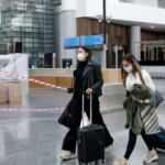 Türkiye'de bulunan 7 İspanyol, THY uçağıyla Barselona'ya hareket etti