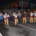 70 kişilik bando takımı sahur için sokaklara indi
