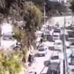 Afrin'deki dehşet anları saniye saniye kamerada