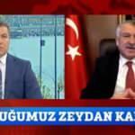 Adana Büyükşehir Belediye Başkanı Zeydan Karalar kendi kendini yalanladı!
