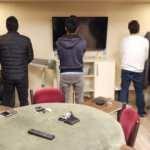Ankara'da kumar oynayan 8 kişiye 25 bin 200 lira ceza
