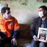 Bakan Soylu, PKK'lı teröristlerin oğlunu kaçırdığı Salih Gökçe ile görüştü