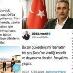 Türkiye'ye karşı Uganda ve Küba'yı örnek gösteren Zülfü Livaneli ve Gürsel Tekin'e tepki