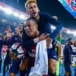 Fransa Ligue 1'de şampiyon Paris Saint Germain