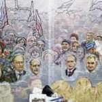 Putin gelen tepkiler sonrası, yeni yaptırdığı kiliseye işlettiği kendi mozaiğini kaldırttı