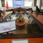 İstanbul'da koronavirüsü kontrol altına alan merkez! İlk kez görüntülendi