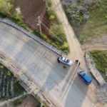Drona yakalandılar, 9 bin 450 lira ceza yediler