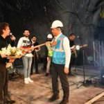 İstanbul Valiliği düzenledi! Kıraç'tan yerin 72 metre altında konser