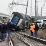 Polonya'da tren kazası: 2'si ağır 14 yaralı