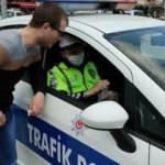 Ceza kesilen araç sürücüsü: Bin değil 10 bin lira da yazsanız vazgeçmem