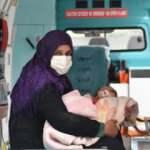 Suriyeli minik Yusuf tedavi için Türkiye'ye getirildi
