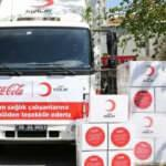 Türk Kızılay ile Coca Cola Vakfı'ndan anlamlı iş birliği