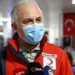 Türk Kızılay sağlık çalışanlarına iftar verdi
