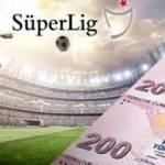 Corona virüs salgınının Süper Lig'e maliyeti belli oldu
