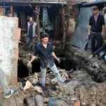 Yangın evi kül etti, 4 kişilik aile evsiz kaldı