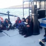 Yunan ölüme terk etti Türk sahil güvenlik kurtardı
