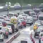 15 Temmuz Şehitler Köprüsü'nde trafik yoğunluğu!