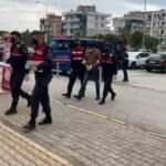 9 yıldır aranıyordu, suç makinesi İzmir'de yakalandı!