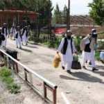 Afganistan'da 102 Taliban mensubu serbest bırakıldı