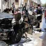 El Babda bombalı saldırı: 1 ölü