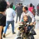 El Bab'da bombalı terör saldırısı!