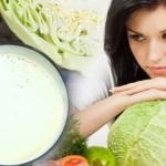 Zayıflamak için lahana suyu nasıl hazırlanır? Beyaz lahana suyu zayıflatır mı? Lahana diyeti