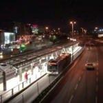 İstanbul'da trafik yoğunluğu yüzde 1'i gördü
