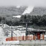 Kars ve Erzurum'dan mayıs ayında kar manzaraları