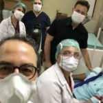 Koronavirüsü yenen Başhekim, 'immün plazma' bağışında bulundu