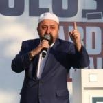 Ömer Döngeloğlu ile Abdulmetin Balkanlıoğlu arasında kutsal topraklarda ilginç diyalog