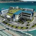 Rize'de denizin üstüne şehir hastanesi yapılacak