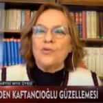 Şule Perinçek: ABD 'gönlümdeki Kaftancıoğlu' dedi!