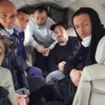 Sumudica ve yardımcıları Gaziantep yolunda