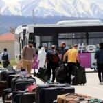 Suudi Arabistan'dan getirilen 143 Türk vatandaşı karantinaya alındı