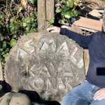 Taşları oyup, sanat eserine dönüştürüyor