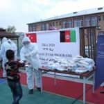 Türkiye'den Afganistan'daki yetimlere şefkat eli