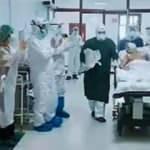 81 yaşındaki korona hastası bir ay sonra taburcu edildi