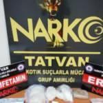 Bitlis'te uyuşturucu tacirlerine operasyon