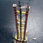 Dünya durdu Türkiye son sürat devam ediyor! Çanakkale köprüsünde son ayak tamam
