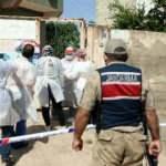 Gaziantep'te iki ev karantinaya alındı