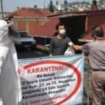 İzmit'te 2 sokak karantinaya alındı