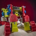 NASA mini Mars robotunu görücüye çıkardı