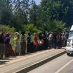 Polisi şaşkına çeviren olay: 14 kişilik araçtan 35 kişi çıktı