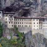Sümela Manastırı'nda restorasyon çalışmaları başladı
