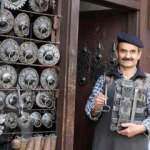 Tarihi konakların 'UNESCO'lu çilingiri'nin zorlu ramazan mesaisi