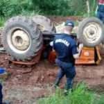 Tarlasında çalışan çiftçinin acı ölümü
