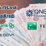 Vakıfbank TEB Yapı Kredi Garanti QNB Finasbank 3 ay ödemesiz bayram kredisine nasıl başvurulur?