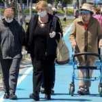 65 yaş üstü vatandaşların bayram sevinci